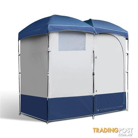 Weisshorn Camping Shower Tent/ Changing Room/ Toilet