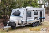 """NEW Dreamseeker Oodnadatta Ultimate - 19'6"""" Off road caravan, Solar, Ensuite"""
