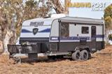 2016 Grand Salute Jubilee EX-DEMO - 21' Off Road caravan, External Shower, Solar ($65K DRIVEAWAY!!)