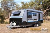 2016 Dreamseeker Irwin Ultimate - 18'7' Off road caravan, Solar, Full ali-comp