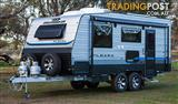 Dreamseeker Pilbara Ultimate - 19' Off road caravan, ESC, Full Oven