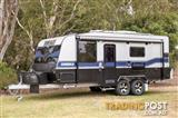 "Grand Salute Edinburgh - 20'6"" Semi Off Road caravan, Grey water tank, Solar, 16"" Alloy Wheels"