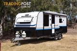 2016 Dreamseeker Byron 20' - On Road caravan, New caravan, Rev Camera, Solar, External Shower