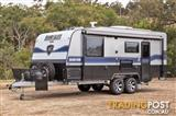 NEW Grand Salute Grand Duke - 20' Semi Off Road caravan, Full Oven, External Shower