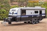 NEW Grand Salute Royal Guard - 22' Off Road caravan, Club Lounge, Leather, Solar