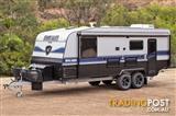 "New Caravan - Grand Salute Royal Guard - 22' Off Road caravan, Leather, Solar, 16"" Alloy wheels"