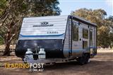 2016 Dreamseeker Cadel 21' - On Road caravan, New caravan, Ensuite, Solar, Full Oven