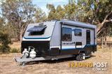 "New caravan - Dreamseeker Irwin 18'6"" - On road caravan, Solar, Full Ali-comp"