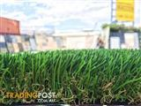35mm Cool; Non-Shine; Stands Up; Aus Quality Artificial Grass