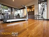 Eco Bamboo Flooring - Wide Boards, Quality Brand - Natural and Coffee Colours