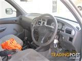 2006 FORD COURIER GL PH C/CHAS
