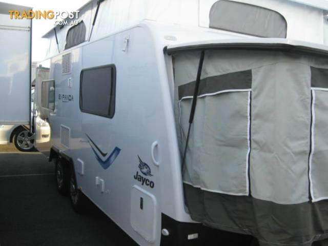 Popular  CARAVAN For Sale In Port Macquarie NSW  2015 CARAVAN JAYCO EXPANDA 21