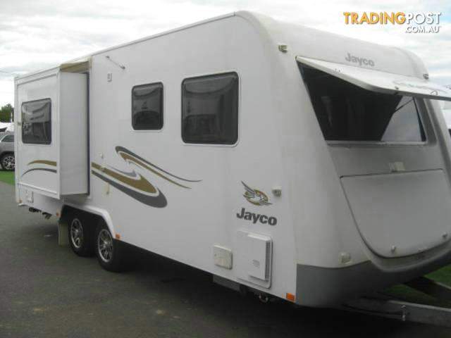 Original CARAVAN JAYCO EXPANDA 1756116EX POPTOP For Sale In Port Macquarie