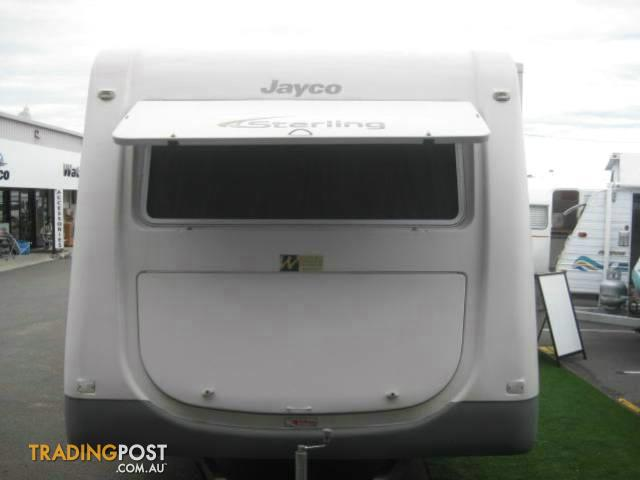Original CARAVAN JAYCO STERLING 2165311ST CARAVAN For Sale In Port Macquarie