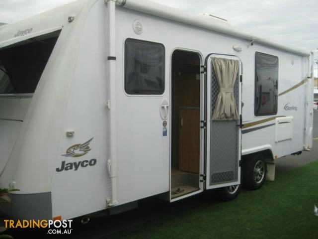 Luxury  CARAVAN For Sale In Port Macquarie NSW  2016 CARAVAN JAYCO STARCRAFT