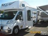 2014  JAYCO CONQUEST MOTORHOME HR23-1 1 AXLE
