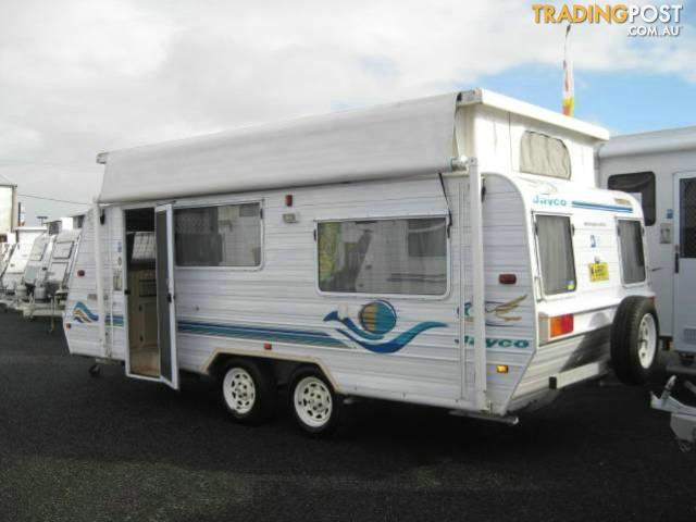Fantastic CARAVAN JAYCO STERLING 2165311ST CARAVAN For Sale In Port Macquarie