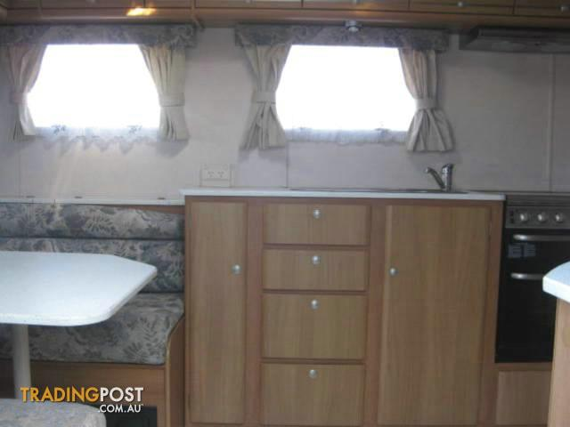 Cool 2007 CARAVAN JAYCO STERLING 23723 CARAVAN For Sale In Port Macquarie