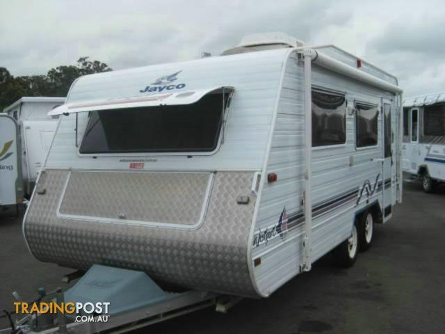 Perfect CARAVAN JAYCO EXPANDA 1756116EX POPTOP For Sale In Port Macquarie
