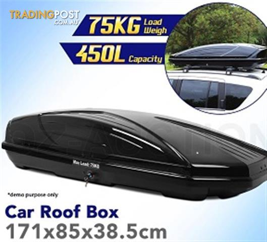 450 Lt. Car Roof Luggage Pod for sale
