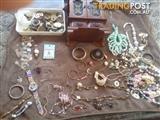 Vintage to Modern Jewellery plus more