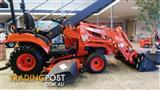 BRAND NEW DAEDONG CS2610 TRACTOR + LOADER + 4-IN-1 BUCKET
