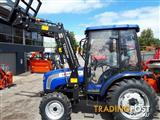New Lovol Tractor Model 354 with FREE 5' Heavy Duty Slasher. Ideal for Hobby Farmer