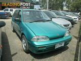 1998 Suzuki Swift Cino  Hatchback