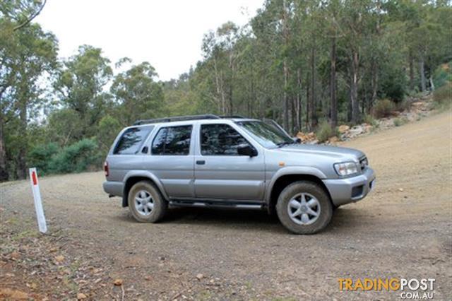 2011 Nissan Pathfinder St L 4x4 R51 Series 4 4d Wagon