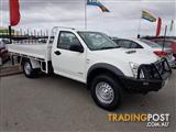 2007 HOLDEN RODEO LX (4x4) RA MY07 C/CHAS