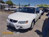 2003 HOLDEN CREWMAN VYII CREW CAB UTILITY