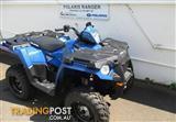 2015 POLARIS HAWKEYE 325 HD 570CC ATV