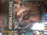 Sir Arthur Conan Doyles- The lost world. Dvds season 1-3 $20ono