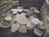 HARDWOOD TIMBER BURLS BURL CAPS BOWLS WOOD CARVING BLANKS SLABS