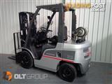 Nissan Forklift 2.5 Tonne Container Mast P1F2A25DU LPG