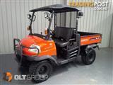 Kubota RTV900XT Utility Vehicle For Sale - 4WD/2WD, hydraulic tip tray, 22hp DIESEL