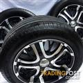 Incubus Alloy Wheels + Rims