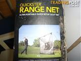 BRAND NEW GOLF PRACTICE NET AT HALF PRICE