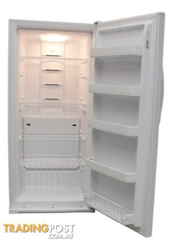 teco 411 litre upright freezer fridge hybrid model thf411wnb
