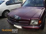MEZEDES BENZ 380 SEC