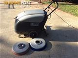 Nilfisk ca 410 electric scrubber