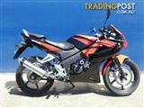 2009 Honda CBR125   Sports
