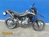 2008 Yamaha XT660R   Trail