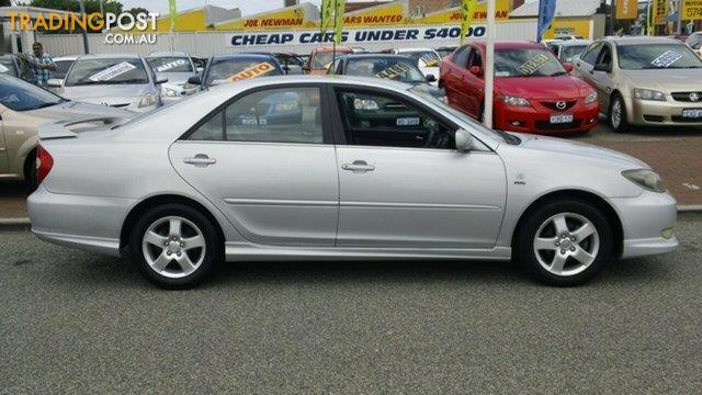 2003 toyota camry sportivo acv36r sedan for sale in victoria park wa 2003 toyota camry. Black Bedroom Furniture Sets. Home Design Ideas