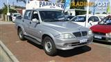2006 Ssangyong Musso Sports  Utility