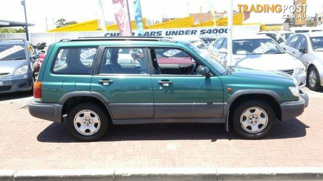 1998 subaru forester awd 79v wagon for sale in victoria park wa 1998 subaru forester awd 79v wagon. Black Bedroom Furniture Sets. Home Design Ideas