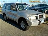 2002 Mitsubishi Pajero GLS NM MY2002 Wagon