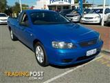 2006 Ford Falcon XL Super Cab BF Cab Chassis