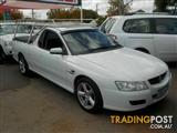 2006 Holden Commodore  VZ Utility
