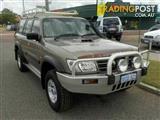 2004 Nissan Patrol ST GU Wagon